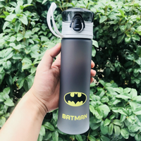 【マーベル】 水筒 ウォーターボトル スーパーヒーロー 450ml 4種類 ミキサー 洗いやすい シェーカーボトル ブレンダーボトル 【子供達から大人気】