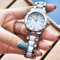パガーニデザイン PAGANI DESIGN レディース腕時計 防水 クォーツ 日付表示 ステンレス製 おしゃれ 海外高級ブランド 選べる2色