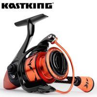 カストキング スピードデーモン プロ ハイギア 7.2:1 スピニングリール KastKing Speed Demon Pro 最大抗力13.6kg フィッシング 2000 3000 選べる2種類