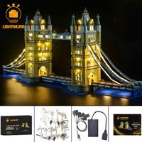レゴ 10214 ロンドン タワー ブリッジ 互換 LEDライトキット バッテリーボックス ライトアップ セット