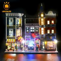 レゴ 10255 アセンブリ スクエア 互換 LEDライトキット バッテリーボックス ライトアップ セット