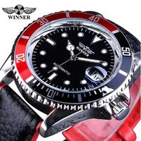 【海外人気ブランド】 T-WINNER メンズ腕時計 スケルトン 自動巻き 機械式 ラグジュアリー ルミナスハンズ 【選べる4色】