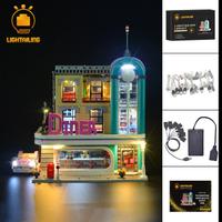 レゴ 10260 ダウンタウンダイナー 互換 LEDライトキット バッテリーボックス ライトアップ セット