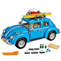 LEGO レゴ クリエイター エキスパート 10252 フォルクスワーゲンビートル 互換品 ブロック 1167ピース