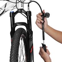 サスペンション ポンプ 300psi フォーク リア タイヤ GIYO  ロードバイク マウンテンバイク 高圧 軽量 空気入れ 自転車 サイクリング 安い 人気 おすすめ シルバー ブラック
