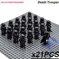 レゴ互換 スターウォーズ デストルーパー ミニフィグ 大量 21体 フィギュア 剣 武器 人形 おもちゃ 大人気 映画グッズ LEGO風 海外 選べる2種類