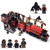 レゴ互換 ハリーポッター ホグワーツ特急 75955 互換品 列車 電車 ミニフィグ LEGO風 ブロックセット 832ピース