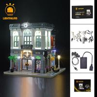 レゴ 10251 ブリック バンク 互換 LEDライトキット バッテリーボックス ライトアップ セット