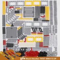 レゴ互換 部品 パーツ 車 現場 パネル テクニック アクセサリーセット LEGO風 ブロック 知育玩具
