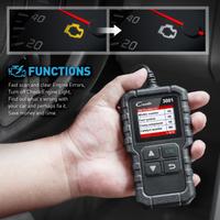 LAUNCH X431 CR3001 故障診断機 車 OBD2 スキャンツール 自動車 故障診断ツール コードリーダー コードスキャナー
