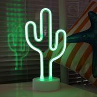 【ネオンライト】 サボテン ネオンサイン 管 LED BAR 【ショップ】