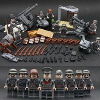 レゴ特殊部隊 レゴ互換 戦争 軍隊 馬 ブロック セット 兵士 兵隊 ミニフィグ 8体 銃 武器 ミリタリー LEGO風 知育にもおすすめ★