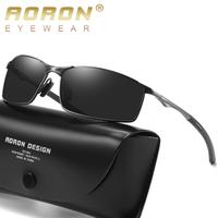 AORON 海外トップブランド 偏光サングラス UV400 メンズ 紫外線99%カット 高性能 人気 おしゃれ かっこいい ドライブ 運転 釣り スポーツ 選べる7色