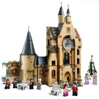 レゴ互換 ハリーポッター ホグワーツの時計塔 75948 ミニフィグ LEGO風 ブロックセット 1048ピース