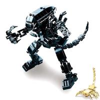 【エイリアン】 レゴ互換 ブロックセット エイリアン VS プレデター フィギュア おもちゃ グッズ 映画 LEGO風 【入手困難】