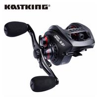 KastKing Speed Demon ベイトリール 世界最速 ハイギア 超高速 超軽量 高耐久 湖 川 渓流 釣り フィッシング カストキング リール 高品質 人気 安い 激安 黒