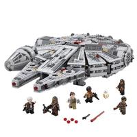 レゴ互換 スターウォーズ ミレニアムファルコン ミニフィグ 豪華セット LEGO風 知育玩具 ブロックセット プレゼントにも