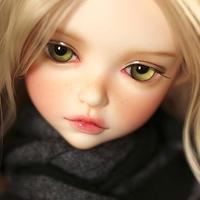 球体関節人形 ノーメイク 女の子 本体+眼球 BJD 1/6 ロニー カスタムドール 可愛い ホワイトスキン ノーマルスキン 2色