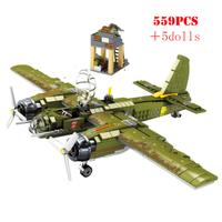 【戦闘機】 レゴ互換 Ju 88 ドイツ空軍 軍用機 豪華セット 兵士ミニフィグ5体+武器など 第二次世界大戦 WW2 飛行機 レゴ風 【知育玩具】
