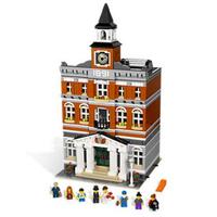 レゴ クリエイター 10224 タウンホール 互換品 2859ピース ミニフィグ付き LEGO風