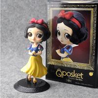 白雪姫 フィギュア Snow White 約12cm 人形 完成品 美人 かわいい グッズ PVC製 ディズニープリンセス
