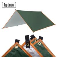 【タープテント】サンシェード 防水 シェルター ポータブル ビーチ 山 軽量 天幕 【折りたたみ】