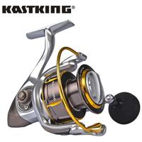 カストキング コディアック スピニングリール 大型アルミスプール KastKing kodiak 最大抗力15kg 軽量 釣り 海 フィッシング 1000 2000 3000 選べる3種類