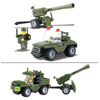 レゴ互換 軍用車 兵士 ヘルメット ミリタリー 武器 ミニフィグ レゴ風