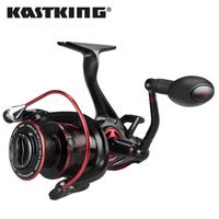KastKing ベイトリール Sharky baitfeeder III 3000 シャーキー 軽量 高耐久 湖 川 渓流 カストキング ルアーフィッシング 釣り 黒+赤 安い 激安 高品質 人気