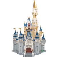 レゴ互換 71040 プリンセスシンデレラ城 4080ピース ディズニー Disney 楽しい夢の世界が広がる★