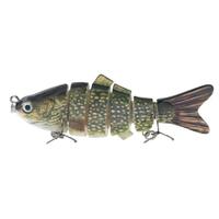 Piscifun ハードルアー 川釣り 海 渓流 アウトドア 汎用性が高い リアルなカラーと動きで魚にアピール 10cm