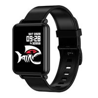 スマートウォッチ 歩数計 iphone android IP68 防水 タッチパネル 万歩計 活動量計 心拍数 ブレスレット 健康管理 多機能