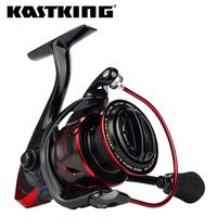 KastKing カストキング Sharky III 1000 2000 3000 4000 5000 スピニングリール 釣り フィッシング シャーキーIII 優れた耐水性 耐久性