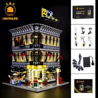 レゴ クリエイター 10211 グランドデパートメント 互換 LEDライトキット バッテリーボックス ライトアップセット