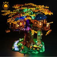 【LIGHTAILING】 LEDライトセット レゴ ツリーハウス 21318 互換品 【ライトアップキット】