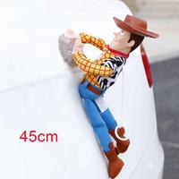 トイストーリー ウッディー フィギュア カーアクセサリー Woody ぬいぐるみ 45cm