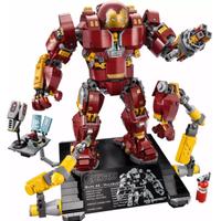 レゴ互換 スーパーヒーローズ ハルクバスター ウルトロン・エディション 76105 LEGO互換品 アイアンマン アベンジャーズ ブロックセット マーベル レゴ風