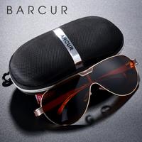 BARCUR スポーツサングラス 偏光レンズ 男女兼用 ユニセックス UV400 ドライブ 運転 旅行 海 ビーチ 釣り アウトドア 軽量 海外トップブランド 5色
