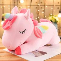 ユニコーン おもちゃ 人気 ぬいぐるみ 30cm 馬 人形 グッズ かわいい 誕生日 クリスマス プレゼント 白 ピンク 選べる2色