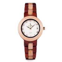 BOBO BIRD 木製腕時計 レディース トップブランド ぬくもりのある木材 女性 金属に敏感な方にも★