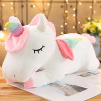 ユニコーン おもちゃ 人気 40cm ぬいぐるみ 大きい 馬 グッズ かわいい人形 プレゼントにも 2色