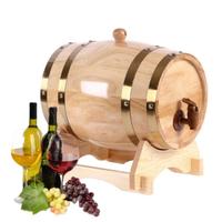 オーク樽 3L ワイン樽 熟成 醸造 酒 木製 ウイスキーやブランデーにも