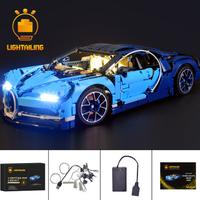 レゴ 42083 ブガッティ・シロン 互換 LEDライトキット バッテリーボックス ライトアップセット