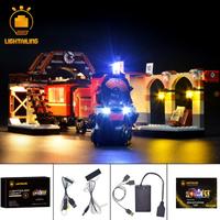 レゴ 75955 ハリーポッター ホグワーツ特急 互換 LEDライトキット バッテリーボックス ライトアップ セット