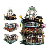 レゴ 70620 ニンジャゴーシティ 互換 4932ピース LEGO風