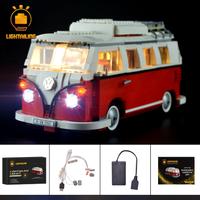 レゴ 10220 フォルクスワーゲン T1 キャンパーヴァン 互換 LEDライトキット バッテリーボックス ライトアップ セット