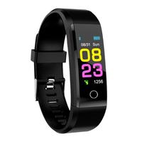 ZAPET スマートウォッチ IP67 防水 防塵 iphone android タッチパネル 歩数計 万歩計 活動量計 心拍数 ブレスレット 健康管理