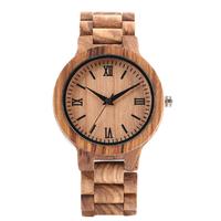 バンブーウォッチ YISUYA 竹 メンズウォッチ 木製 クォーツ時計