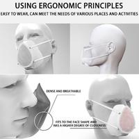 N95マスク 新型コロナウイルス 新型肺炎 対策 高機能マスク 大人 子供用 防塵 有効 おすすめ 選べる2種類 電気で動くファン フィルター付き