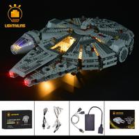 レゴ スターウォーズ ミレニアムファルコン 75105 [LED ライトキット+バッテリーボックス] ライトアップセット Star Wars